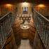 Weinkeller mit kleinen Eichenfässern, Bodegas Murua in Elciego
