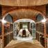 Weinverkostung, Bodegas Murua in Elciego, Spanien