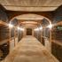 Weinflaschenlager, Bodegas Murua, Rioja, Spanien