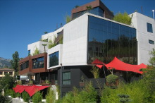 Hotelaussenansicht Viura Rioja
